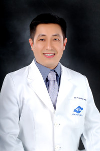 IAN P. PAREDES, MD Low Vision Rehabilitation and Cataract Surgery, Ocular Immunology and Uveitis