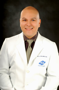 JOHN ARNEL A. SOLAMO, MD Comprehensive Ophthalmology, Cataract Surgery
