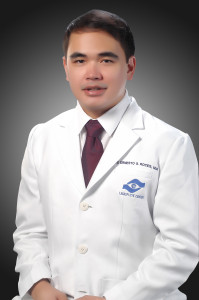 JOSE ERNESTO G. ROCES, MD Retina and Vitreous Surgery, Cataract Surgery