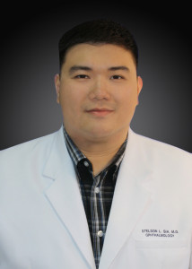 STELSON L. SIA, MD Glaucoma, Cataract Surgery